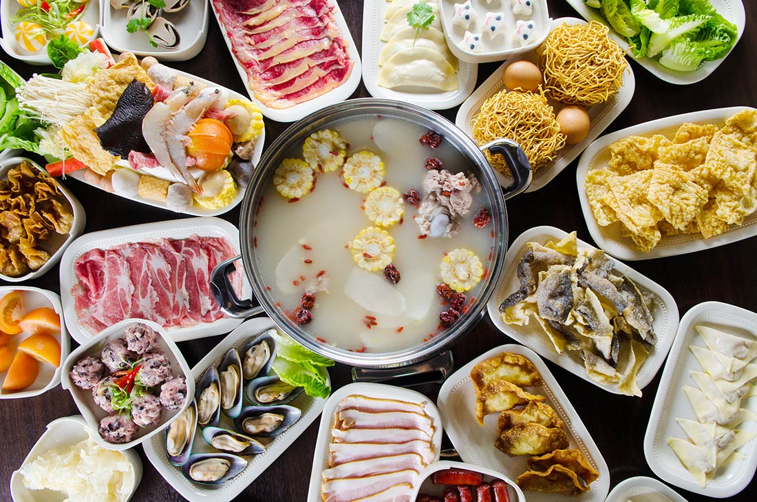 How Do I Make Healthy Hot Pot